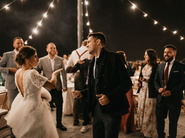 La boda de Abi y Alberto en La Zubia, Granada 205
