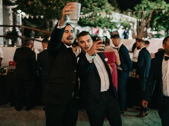 La boda de Abi y Alberto en La Zubia, Granada 207