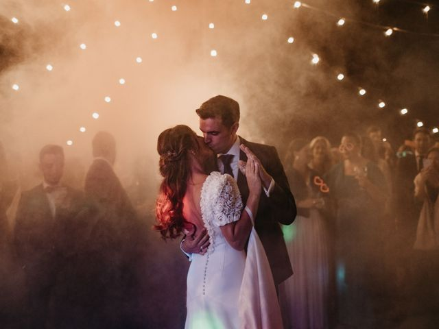 La boda de Abi y Alberto en La Zubia, Granada 221