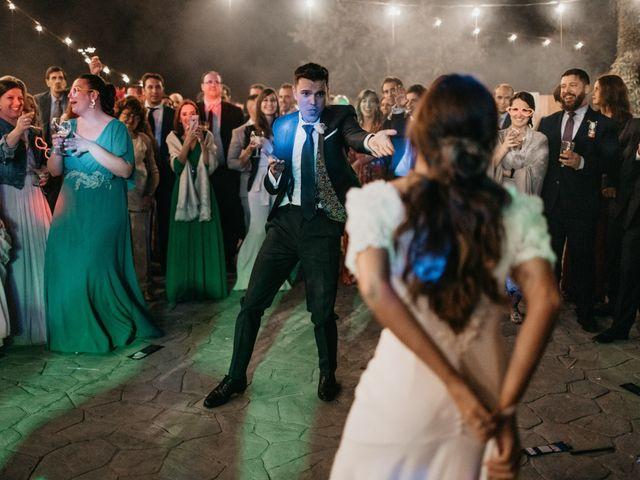 La boda de Abi y Alberto en La Zubia, Granada 225