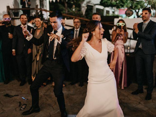 La boda de Abi y Alberto en La Zubia, Granada 227