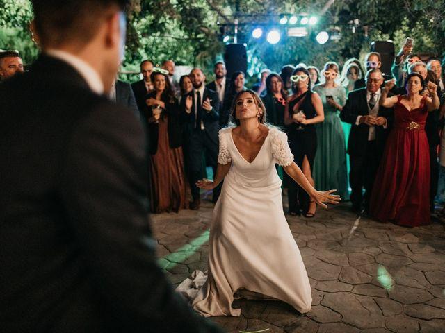 La boda de Abi y Alberto en La Zubia, Granada 229