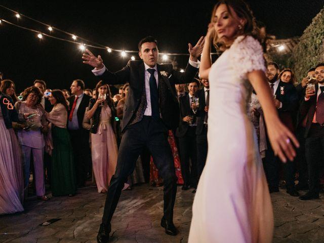 La boda de Abi y Alberto en La Zubia, Granada 230
