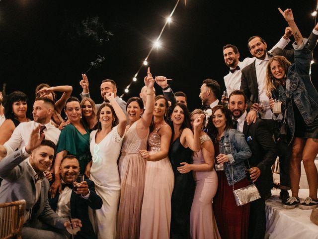 La boda de Abi y Alberto en La Zubia, Granada 243