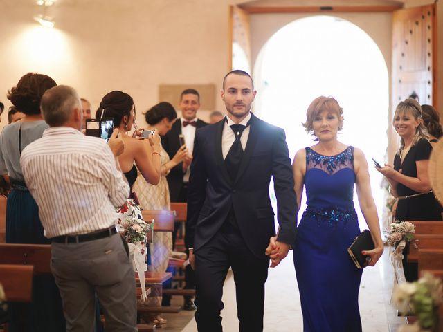 La boda de Esther y David en El Puig, Valencia 24