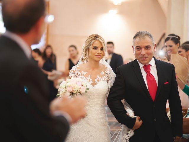 La boda de Esther y David en El Puig, Valencia 25