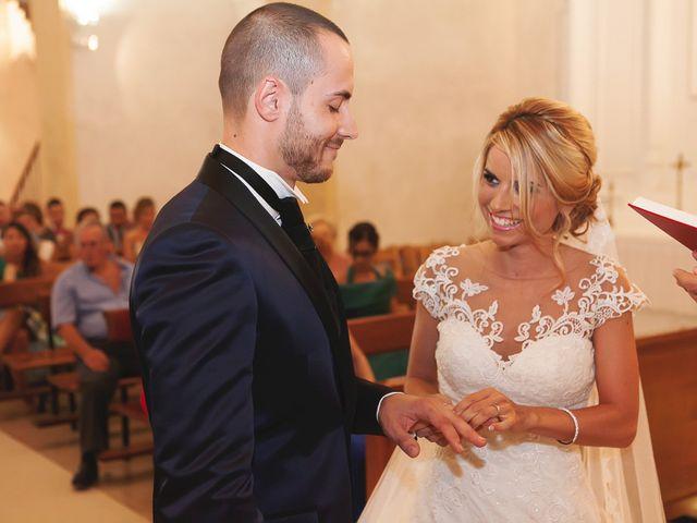 La boda de Esther y David en El Puig, Valencia 27