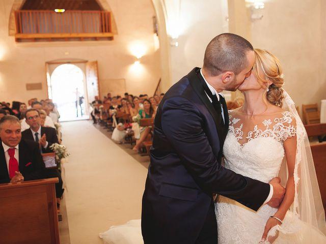 La boda de Esther y David en El Puig, Valencia 1