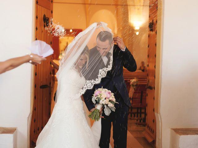 La boda de Esther y David en El Puig, Valencia 28