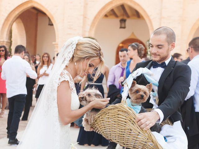 La boda de Esther y David en El Puig, Valencia 29