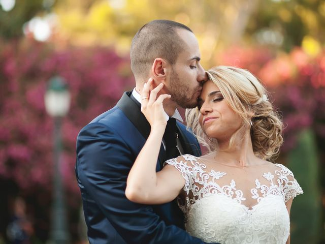 La boda de Esther y David en El Puig, Valencia 32