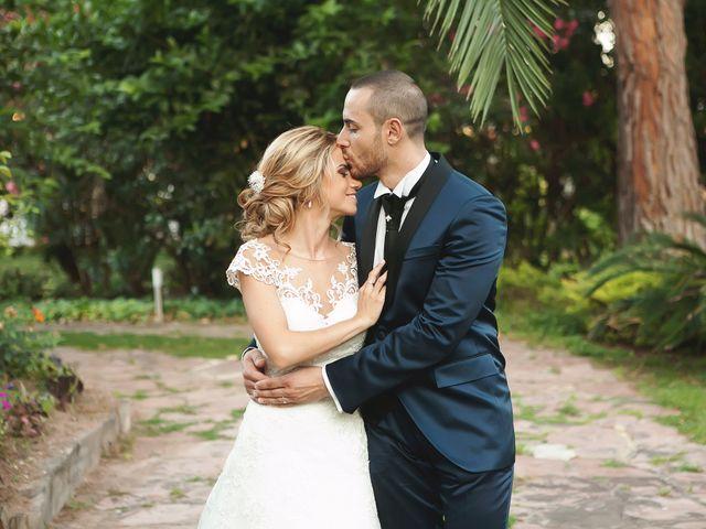 La boda de Esther y David en El Puig, Valencia 33