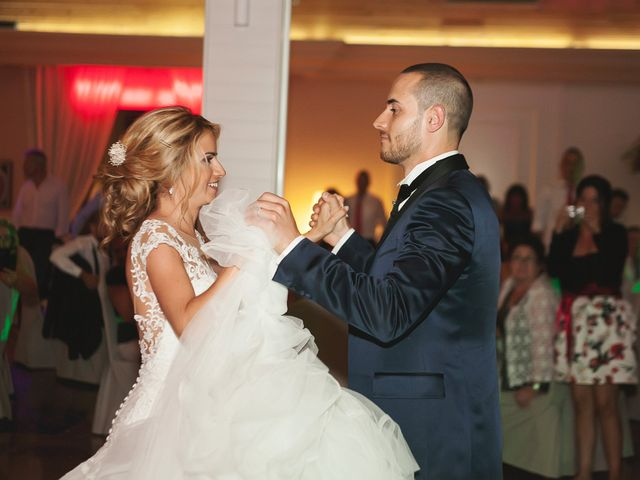 La boda de Esther y David en El Puig, Valencia 44