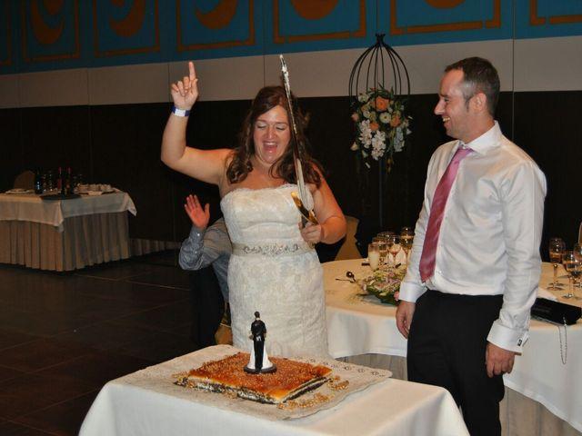 La boda de Iker y Angélica en Aranjuez, Madrid 2