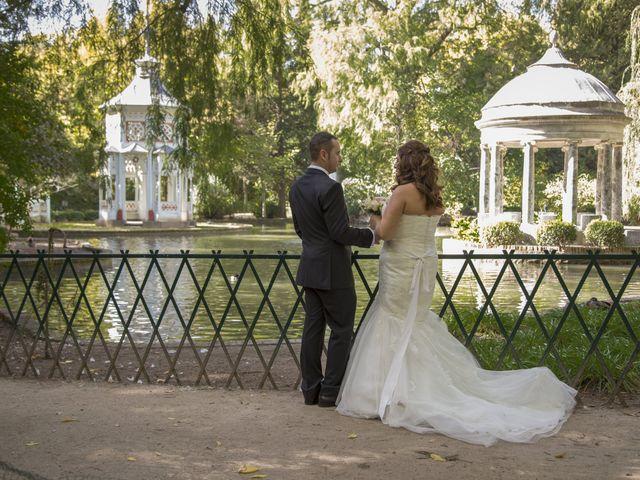 La boda de Iker y Angélica en Aranjuez, Madrid 12