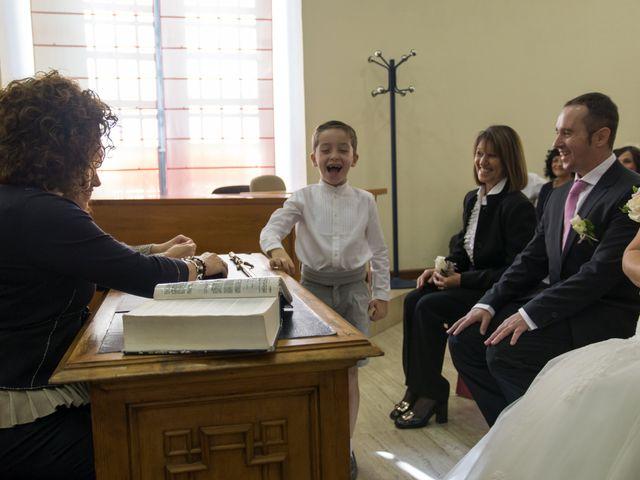 La boda de Iker y Angélica en Aranjuez, Madrid 13