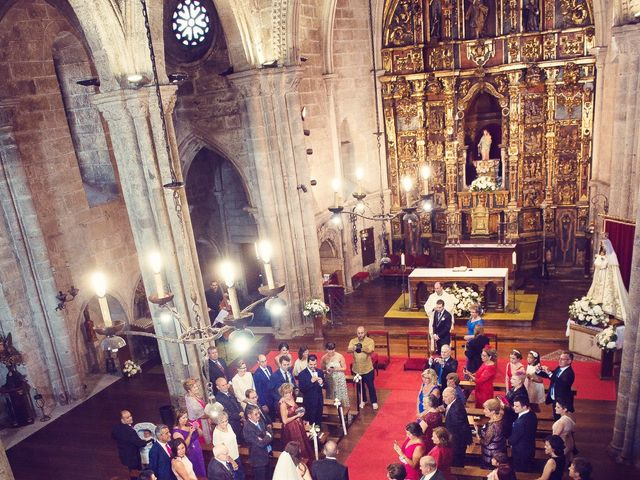 La boda de Sergio y Lucia en Cela (Cambre), A Coruña 8