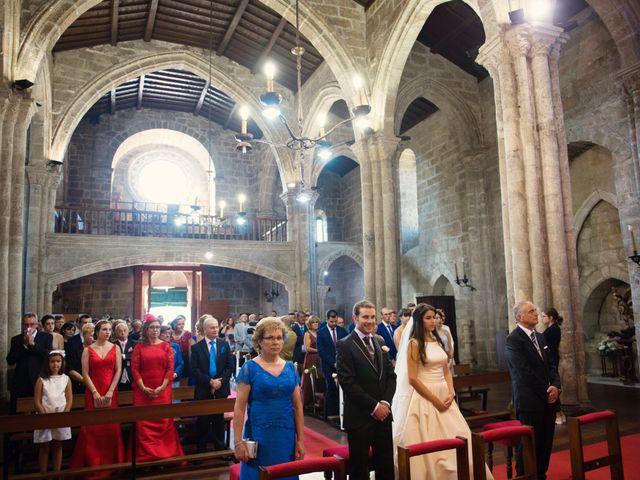 La boda de Sergio y Lucia en Cela (Cambre), A Coruña 9