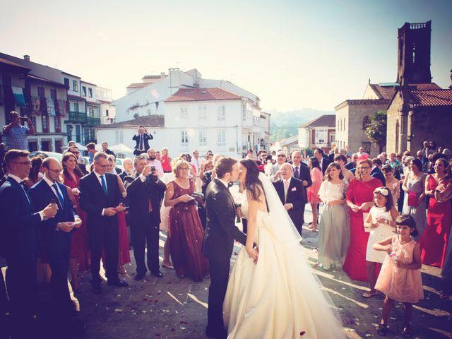 La boda de Sergio y Lucia en Cela (Cambre), A Coruña 12