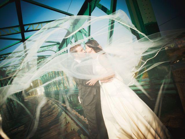 La boda de Sergio y Lucia en Cela (Cambre), A Coruña 13