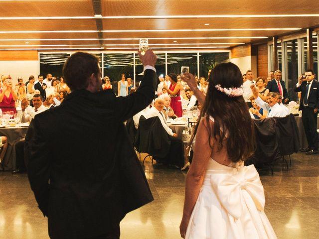 La boda de Sergio y Lucia en Cela (Cambre), A Coruña 17