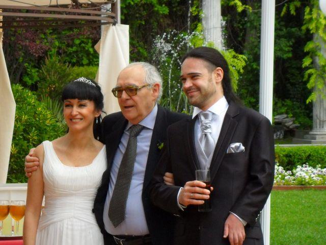 La boda de Aurora y Ricardo en Torrejón De Ardoz, Madrid 1