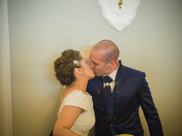 La boda de Joselu y Gema en Alameda, Málaga 5