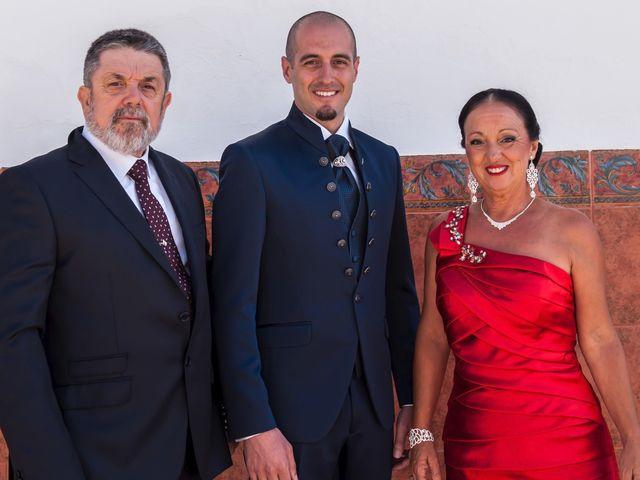 La boda de Joselu y Gema en Alameda, Málaga 13