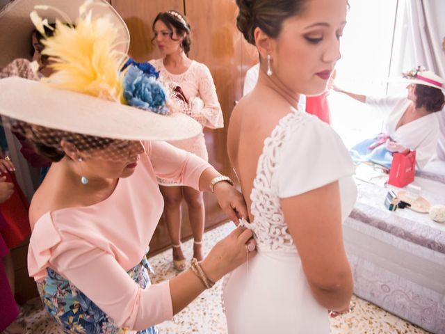 La boda de Joselu y Gema en Alameda, Málaga 17