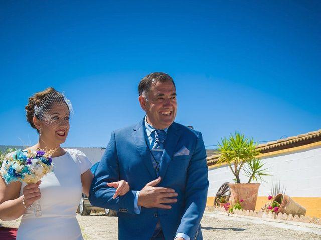 La boda de Joselu y Gema en Alameda, Málaga 19