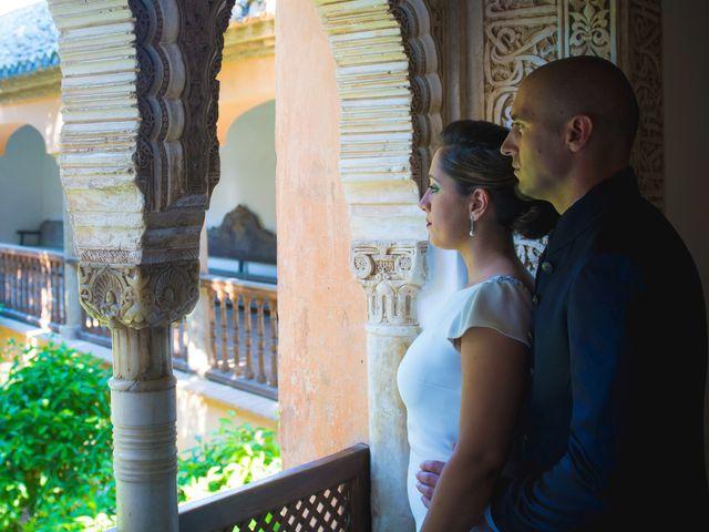 La boda de Joselu y Gema en Alameda, Málaga 21