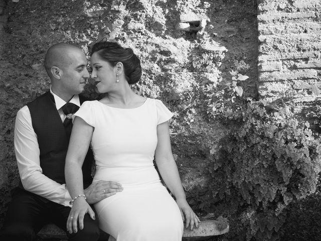 La boda de Joselu y Gema en Alameda, Málaga 26