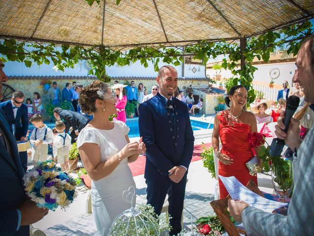 La boda de Joselu y Gema en Alameda, Málaga 27
