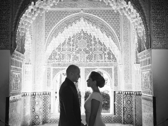 La boda de Gema y Joselu