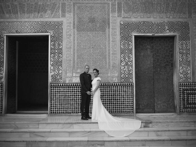 La boda de Joselu y Gema en Alameda, Málaga 28