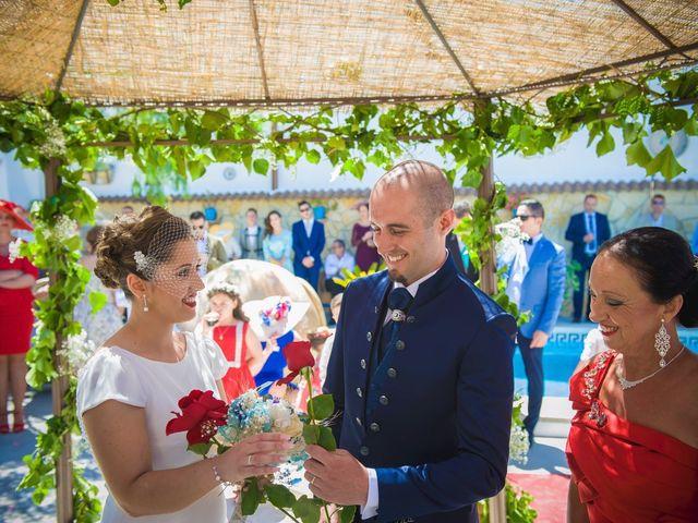 La boda de Joselu y Gema en Alameda, Málaga 30