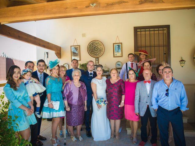La boda de Joselu y Gema en Alameda, Málaga 31