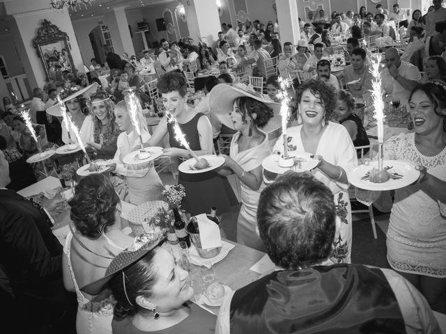 La boda de Joselu y Gema en Alameda, Málaga 32