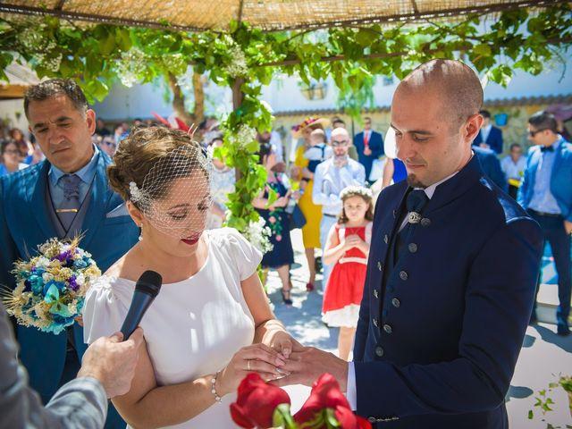 La boda de Joselu y Gema en Alameda, Málaga 33
