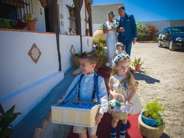 La boda de Joselu y Gema en Alameda, Málaga 35