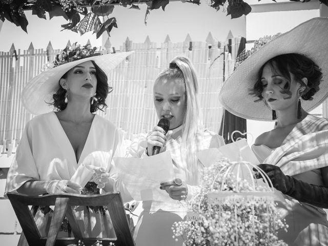 La boda de Joselu y Gema en Alameda, Málaga 36