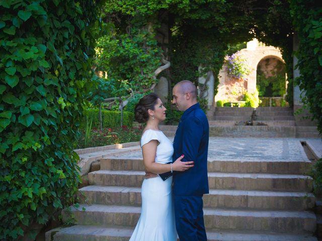 La boda de Joselu y Gema en Alameda, Málaga 37
