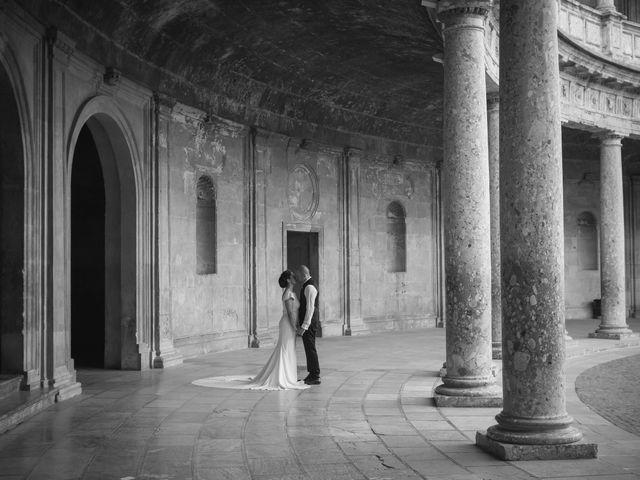 La boda de Joselu y Gema en Alameda, Málaga 39