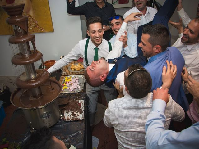 La boda de Joselu y Gema en Alameda, Málaga 41