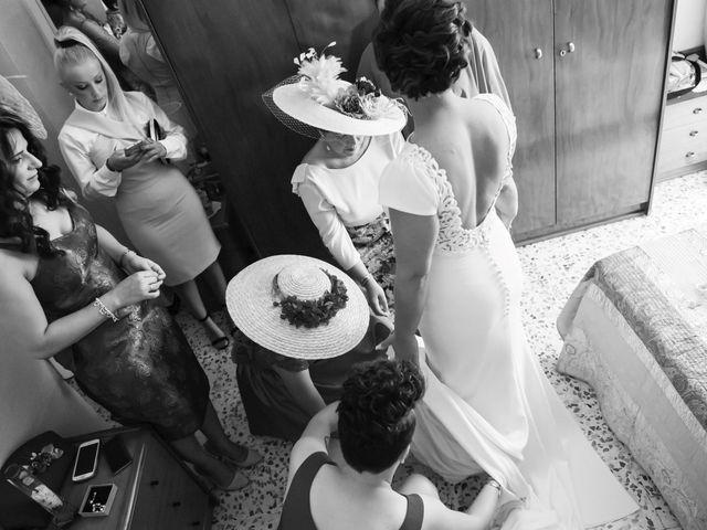 La boda de Joselu y Gema en Alameda, Málaga 43