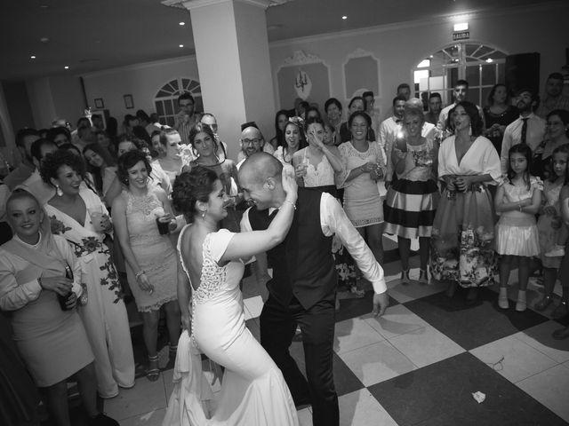 La boda de Joselu y Gema en Alameda, Málaga 44