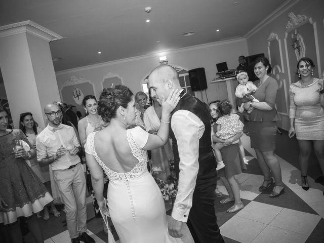 La boda de Joselu y Gema en Alameda, Málaga 45