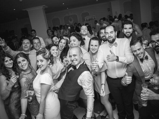 La boda de Joselu y Gema en Alameda, Málaga 46