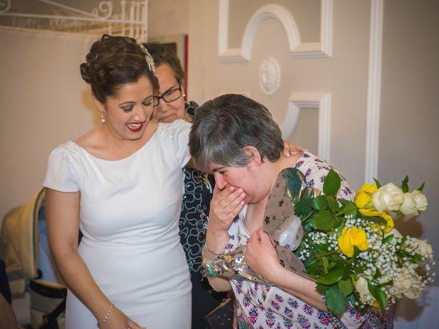 La boda de Joselu y Gema en Alameda, Málaga 54