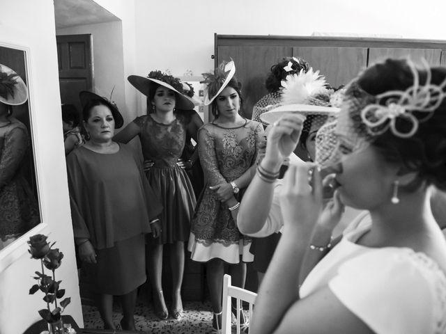 La boda de Joselu y Gema en Alameda, Málaga 57